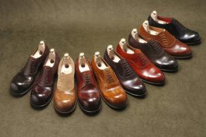 ビスポーク靴店