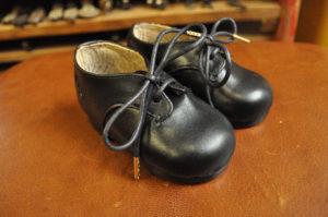 手作り靴教室・靴工房(東京)つりこみベビーシューズ