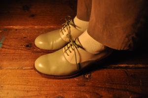 手作り靴教室・靴工房(東京)オックスフォード