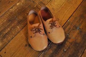 手作り靴教室・靴工房(東京)ダービーサンダル