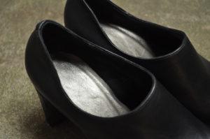 手作り靴教室・靴工房(東京)ブーティーパンプス