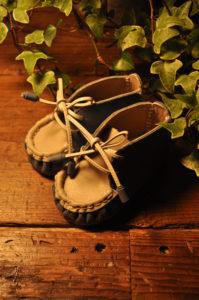 手作り靴教室・靴工房(東京)ベビーシューズ
