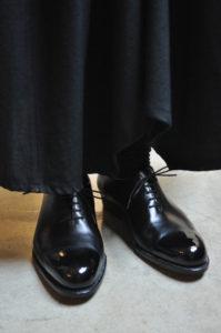 手作り靴教室・靴工房(東京)ホールカット