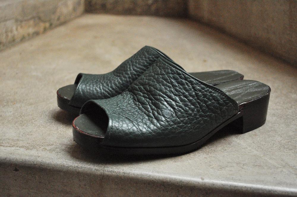 手作り靴教室・靴工房(東京)レザーサンダル