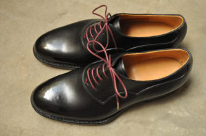 手作り靴教室・靴工房(東京)ロングバンプ