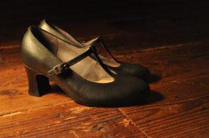 手作り靴教室・靴工房(東京)Tストラップパンプス