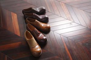 ビスポーク靴
