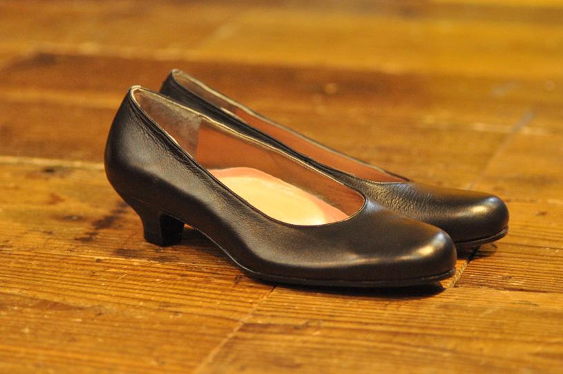 手作り靴教室・靴工房 3センチヒールパンプス
