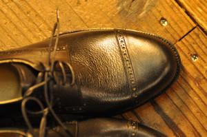 靴 ハンドソーン