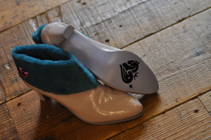 靴 ショートブーツ