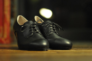 靴 ダービー