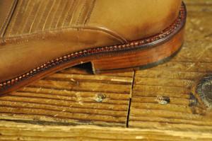 靴 サイドエラスティック