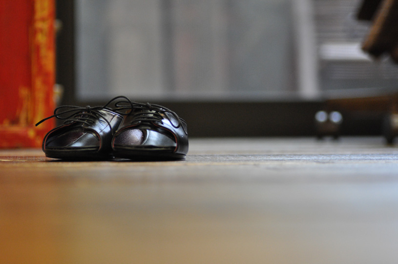 手作り靴教室・靴工房 レザーサンダル