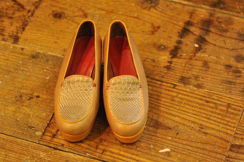 手作り靴教室・靴工房 ローファー