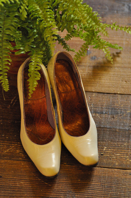 手作り靴教室・靴工房 9センチヒールパンプス