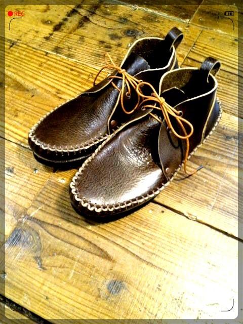 手作り靴教室・靴工房 チャッカブーツ