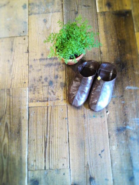 手作り靴教室・靴工房 バブーシュ