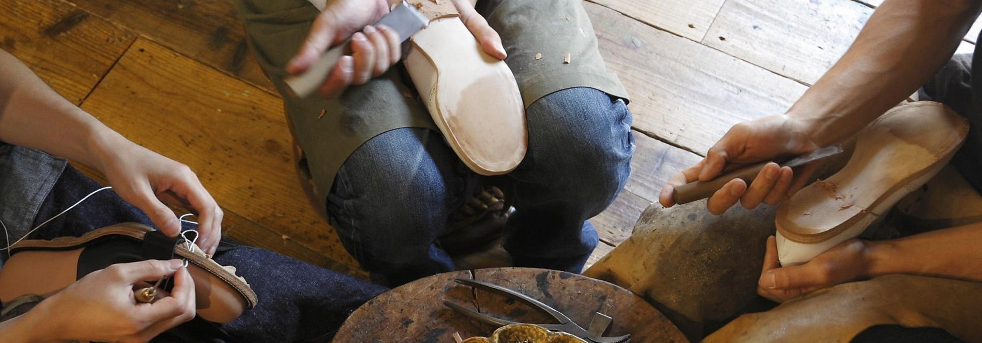 靴教室・土屋聡靴工房(東京)