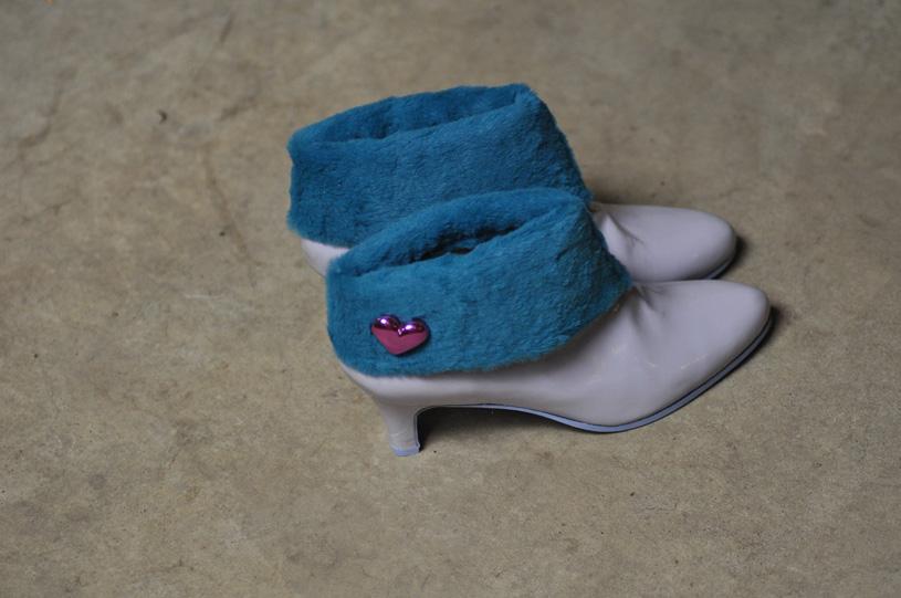 手作り靴教室・靴工房 ハイヒールショートブーツ
